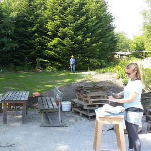 Das Bildhauer - Sommercamp