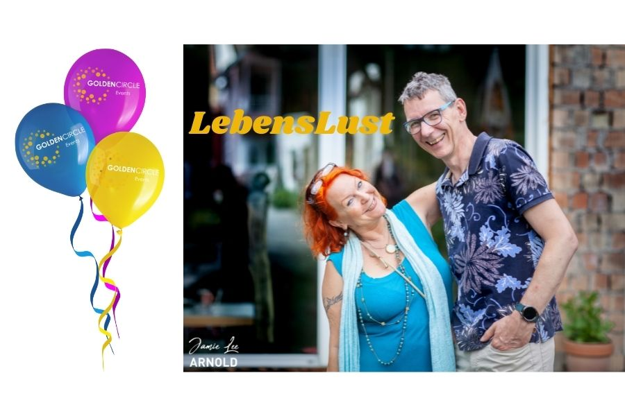 GoldenCircle Ballons LebensLust 900