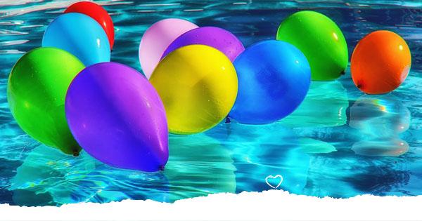 GoldenCircle Geburtstag Balloons