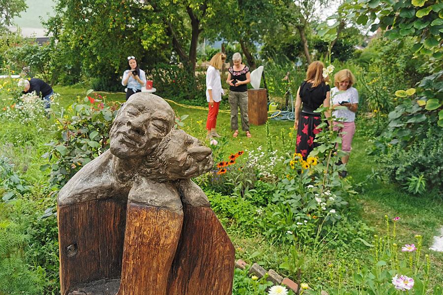 GoldenCircle-LebensLust-Skulpturengarten