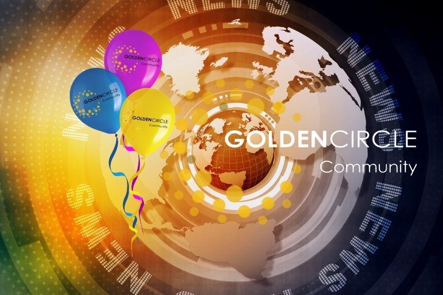 GoldenCircle Sunday News Ballons