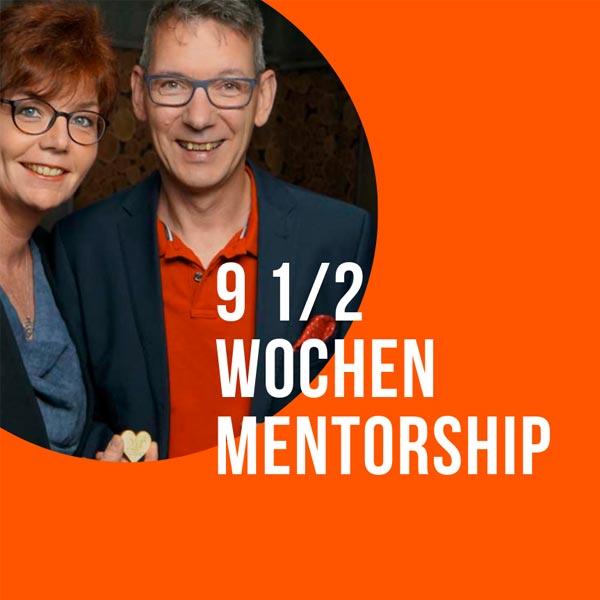 9 1/2 Wochen: HerzEnergie.Mentorship!