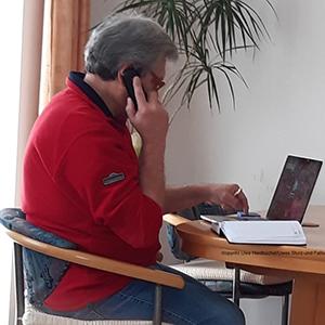 Sturz-Unfallverhütung im Homeoffice – Online -Schulung