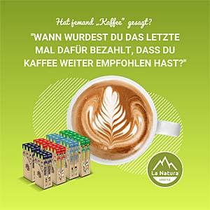 La Natura Lifestyle-Kaffekapseln